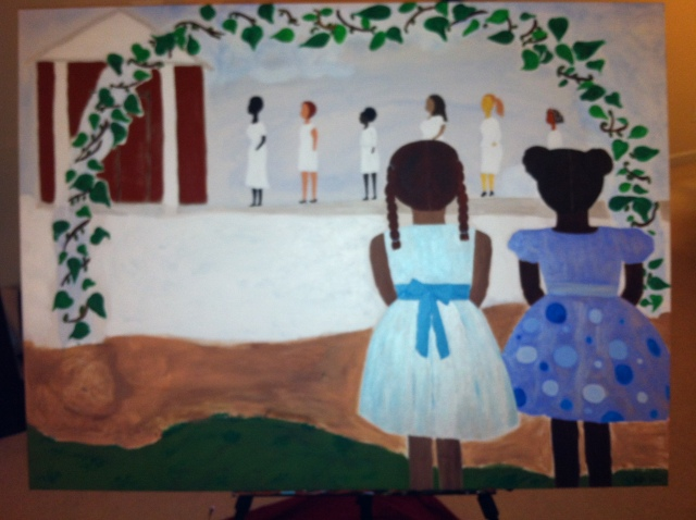 """Ceremony in Sisterhood"" by Kafia Haile"